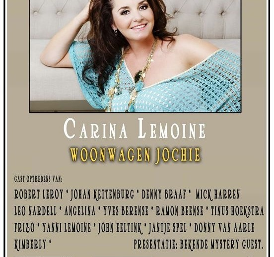 "Single CD Release ""Woonwagen Jochie"""